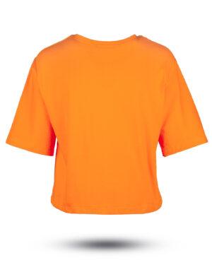 نیم تنه نخی 168901- نارنجی تیره (2)