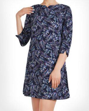 پیراهن زنانه طرح دار 0847 (3)
