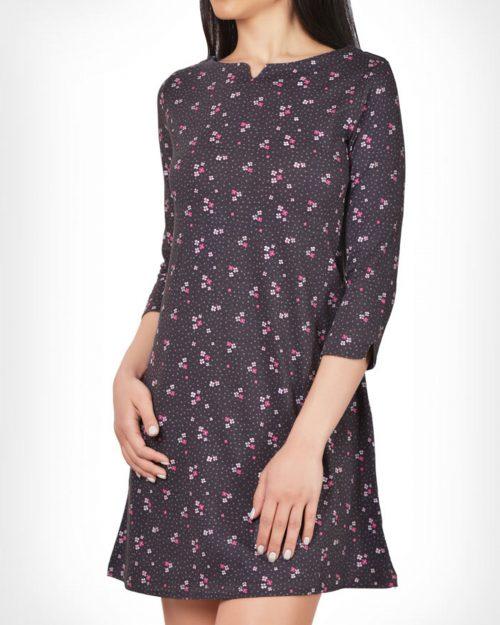پیراهن زنانه نخی 0787 (1)