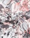 پیراهن زنانه 0834- طوسی کمرنگ (4)