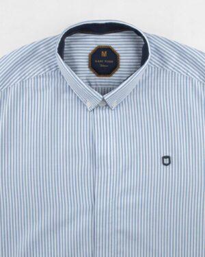پیراهن مردانه راه راه 4024 (1)