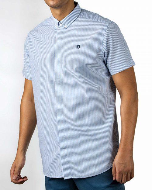 پیراهن مردانه راه راه 4024