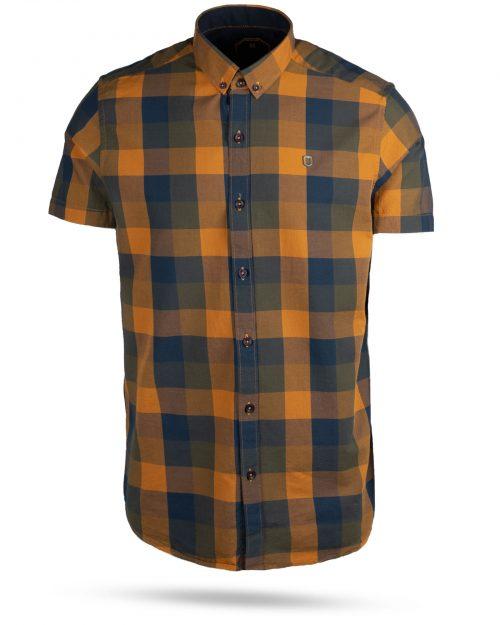 پیراهن مردانه چهارخانه 4009 (1)