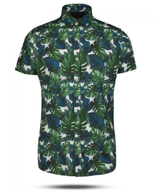 پیراهن هاوایی مردانه 4022