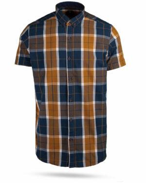پیراهن چهارخانه مردانه 4010 (1)