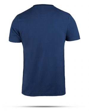 تیشرت اسپرت مردانه 00464- آبی کاربنی (2)