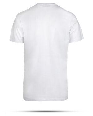 تیشرت اسپرت مردانه 00464- سفید (2)