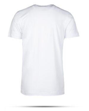 تیشرت مردانه نخی 00513- سفید (1)