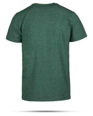 تیشرت نخی مردانه 2033- سبز (2)