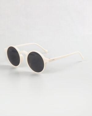 عینک آفتابی زنانه MZ130- شیری (1)
