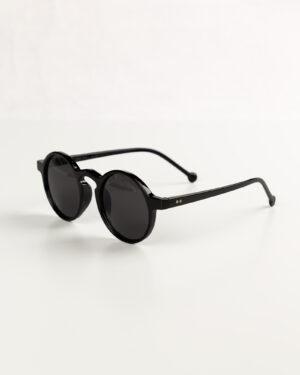 عینک آفتابی زنانه MZ130- مشکی (1)