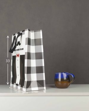پاکت کادویی Bag01- سفید (2)
