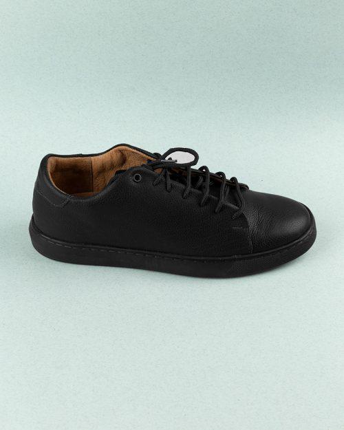کفش چرمی مردانه 7502- مشکی (1)