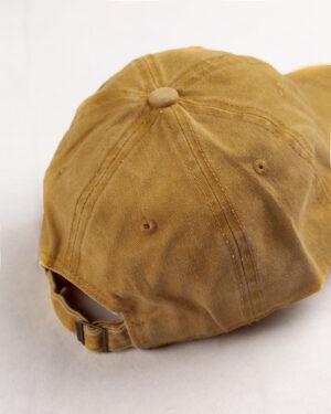 کلاه کپ مردانه K158- عسلی2