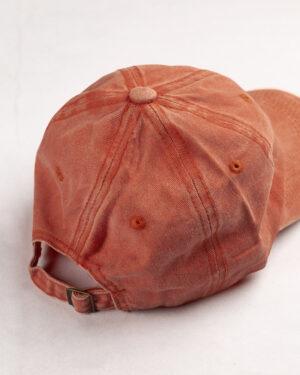 کلاه کپ مردانه K158- نارنجی2