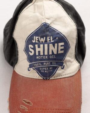 کلاه کپ مردانه K158-T1- نارنجی (3)