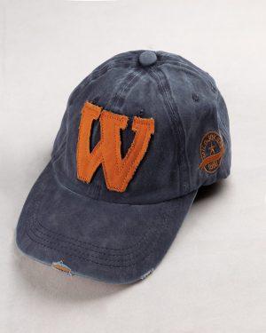 کلاه کپ مردانه K158-T2- آبی نفتی (1)
