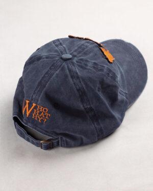 کلاه کپ مردانه K158-T2- آبی نفتی (2)