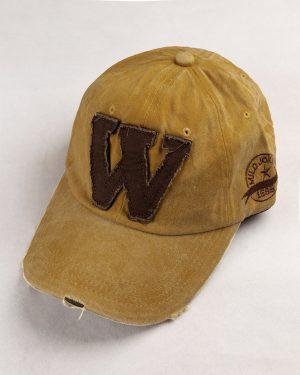 کلاه کپ مردانه K158-T2- عسلی (1)