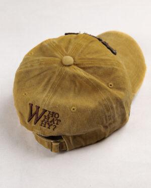 کلاه کپ مردانه K158-T2- عسلی (2)