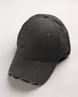 کلاه کپ مردانه K158-T3- دودی (1)