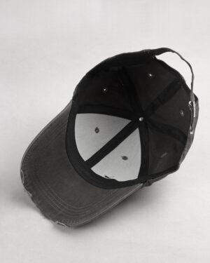 کلاه کپ مردانه K158-T3- دودی (3)