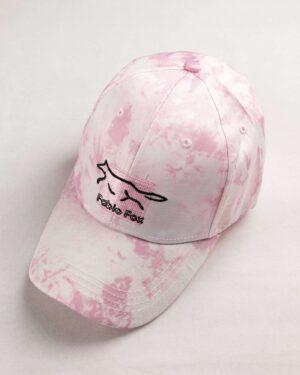 کلاه کپ مردانه K158-T4- صورتی (2)