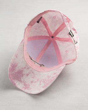 کلاه کپ مردانه K158-T4- صورتی (3)