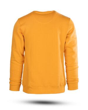 تیشرت طرح دار مردانه 00560- زرد (1)
