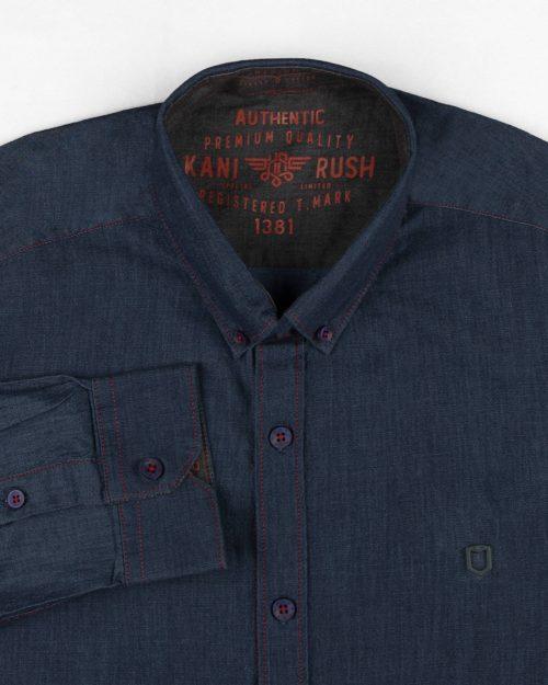 پیراهن جین مردانه 4411