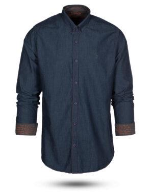 پیراهن جین مردانه 4411 (6)