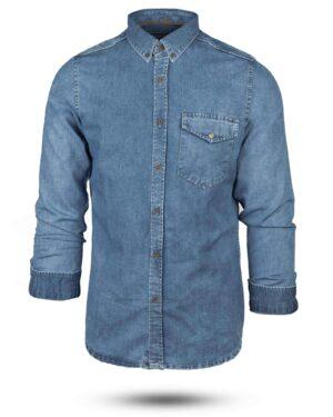 پیراهن جین مردانه 81331266 (1)