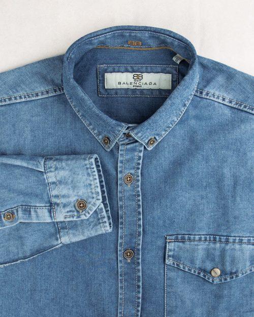 پیراهن جین مردانه 81331266 (3)