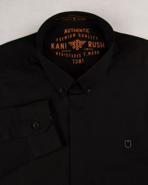 پیراهن مشکی مردانه 4420 (3)
