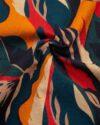 پیراهن هاوایی مردانه 4030- قرمز (3)