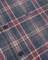 پیراهن پشمی مردانه VK9911- آبی بنفش (5)