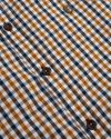 پیراهن چهارخانه مردانه 4026