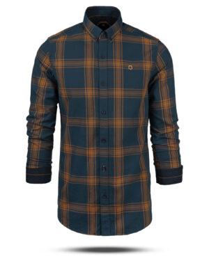 پیراهن چهارخانه مردانه 4410 (1)