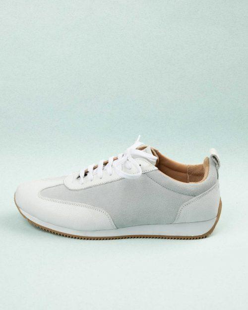 کفش اسپرت مردانه 7505- سفید (4)