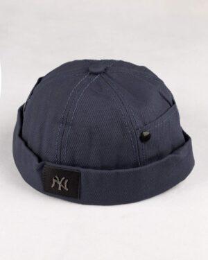 کلاه مردانه لئونی K120- آبی نفتی (1)