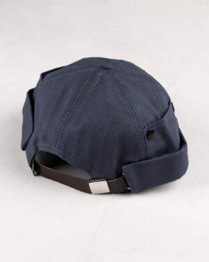 کلاه مردانه لئونی K120- آبی نفتی (3)